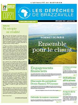 Les Dépèches de Brazzaville : Edition spéciale du 10 décembre 2015