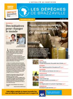 Les Dépèches de Brazzaville : Edition spéciale du 24 juin 2016